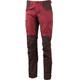Lundhags Makke lange broek Dames Regular rood/violet